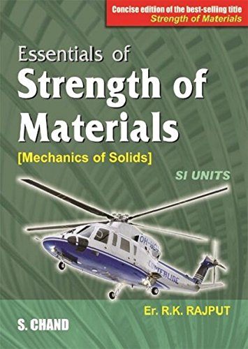 Download Essentials of Strength of Materials: Mechanics of Solids ebook