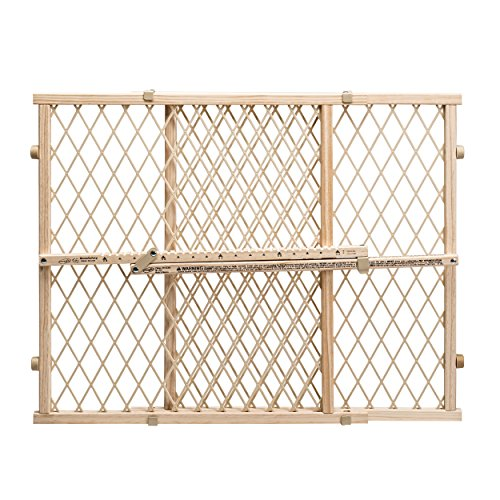 Evenflo Baby Gate Safety Fence Child Protection Door Wood