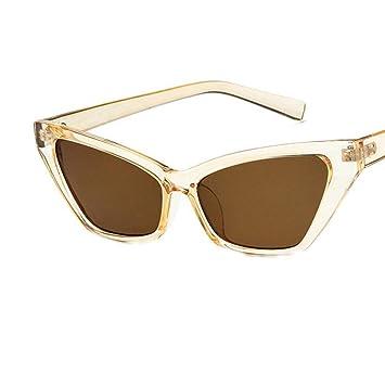 Hunpta@ - Gafas de Sol para Mujer, Montura de Ojo de Gato ...