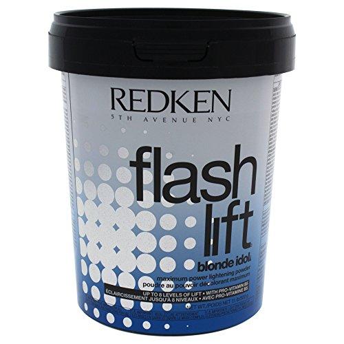 Redken Flash Lift Blonde Idol Lightening Powder for Unisex, 17.6 Ounce