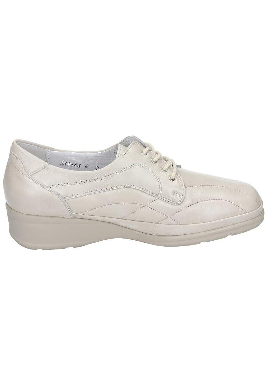 Waldl? Shore 950224 Femmes Chaussures Basses, Pantoufles À L'échelle M, Perl Gr.8,5