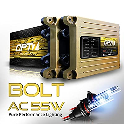 Bolt AC 55w HID Kit - Unbundled