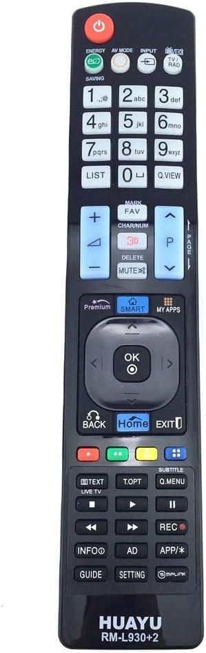 Calvas NEW ORIGIANL REMOTE CONTROL FOR 55LB7500-TE.ANRWLJD 55UB820T-TH.AAUWLH 55UB820T-TH.BAUWLJD 55UB820T-TH.ANRWLH TV