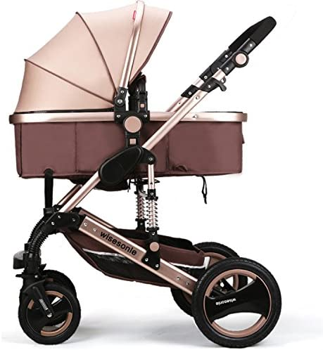 41 110 cm leadership khaki dark blue pink purple blue wiseson four tires do not need to inflatable strollers 2016 Stroller Travel System stroller size 85