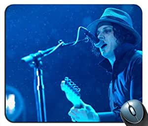 Custom Jack White v2 Mouse Pad g4215