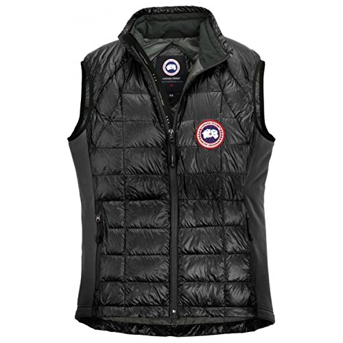 Canada Goose Hybridge Lite Hoody - Men's Black XXL (United Face Down Jacket compare prices)