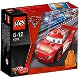 lego cars 9484 jeu de construction le sauvetage de red jeux et jouets. Black Bedroom Furniture Sets. Home Design Ideas