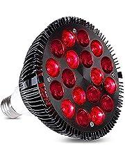 Zhang Asia Red Light Therapy Lamp 18/5 4W LED Infrarood lichttherapieapparaat 660nm 850nm Infraroodcombo voor huidverzorging Pijnverlichting Gezondheidszorg