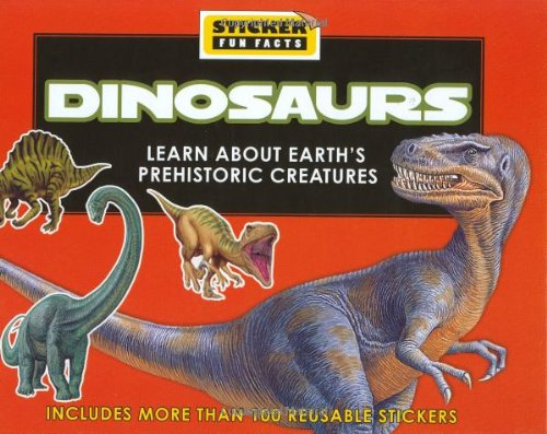 Sticker Fun Facts: Dinosaurs