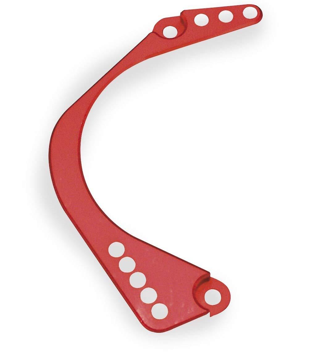 Modquad Case Saver Aluminum Red for Honda TRX 400EX Z37-6500