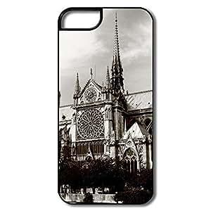 IPhone 5/5S Cases, Paris White/black Cases For IPhone 5
