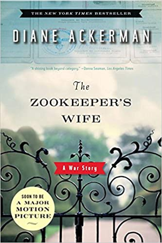 Image result for zookeepers wife book
