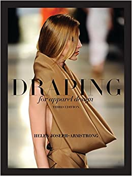 Book Draping for Apparel Design