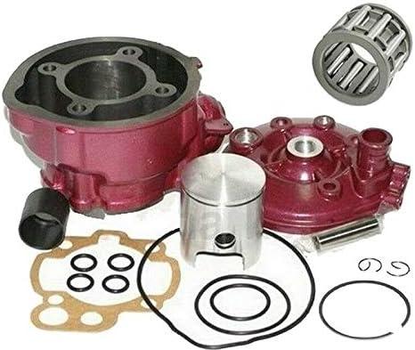 UNTIMERO 90cc Sport Cilindro Culata Kit Set para RIEJU MRX50 MRX 50 AM6