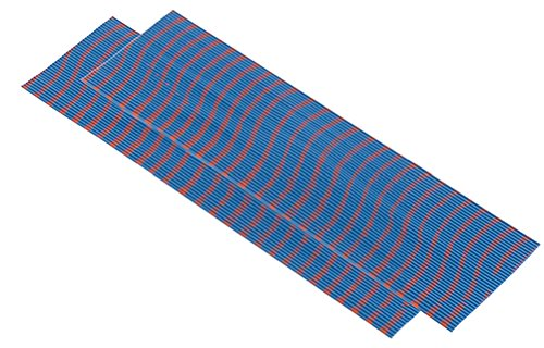 Fin-Finder String Silencers (2 Pack), Blue/Orange