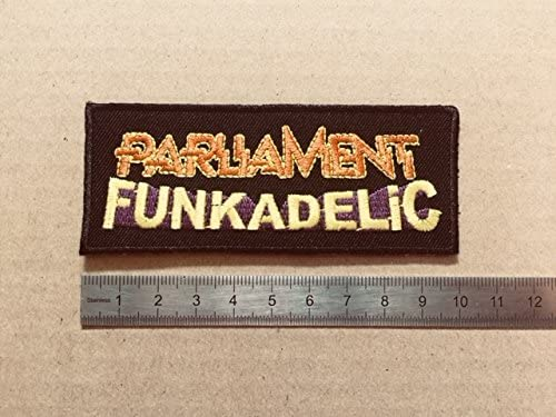 THERMOCOLLANT ECUSSON PATCHES AUFNAHER TOPPA PARLIAMENT FUNKADELIC