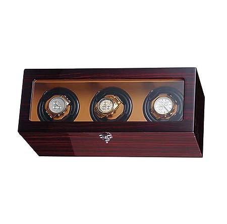 Cajas para relojes Mesa De Enrollamiento AutomáTico del Reloj De 3 ...