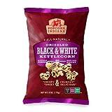 Popcorn, Indiana Drizzled Gluten Free Black & White Kettlecorn,6 oz.