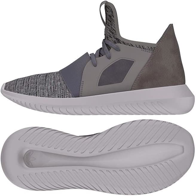Adidas Sneaker Women Tubular Defiant W S75253 Grau, Schuhgröße:38