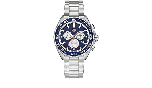 Amazon.com: TAG Heuer FORMULA 1 Chronograph RED BULL RACING SPECIAL EDITION: Watches