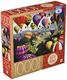 hot air balloon puzzle - Cardinal Industries Royce B. Mcclure Sky Roads Puzzle (1000 Piece)