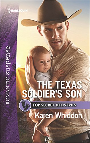 The Texas Soldier's Son (Top Secret Deliveries)