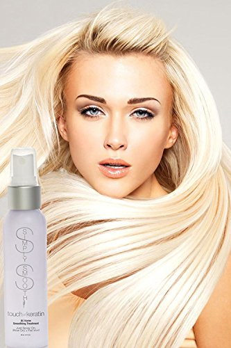 Simply Smooth Touch of Keratin Smoothing Treatment, 2 oz.