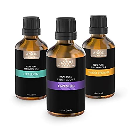 [3-Pack] Essential Oils Kit