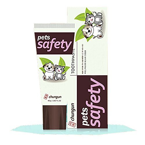 Dog, Cat Toothpaste Apply to Teeth Natural Safety Ingredients Dog Wearable Toothpaste Brushless Pets Safety Dental Care (Do not rinse)