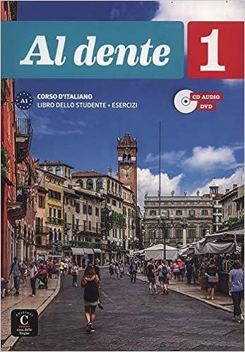 Al dente 1 libro dello studente + esercizi: Amazon.es ...