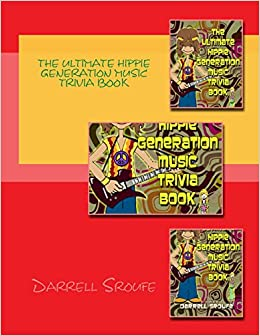 Book The Ultimate Hippie Generation Music Trivia Book
