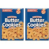 Salerno Butter Cookies - 2 Pack (16 oz Each)