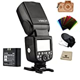 Godox Ving V860II-C E-TTL Li-ion Flash Speedlite for Canon Cameras 6D 50D 60D 1DX 580EX II 5D Mark II III