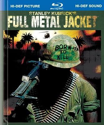 Full Metal Jacket (25th Anniversary Edition) [Blu-ray]