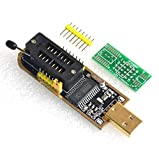 QIXINSTAR USB Programmer CH341A Series Burner Chip 24 EEPROM BIOS LCD Writer 25 SPI Flash
