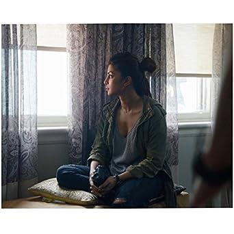 Priyanka Chopra Seated By Window Looking Outside 8 X 10 Inch Photo