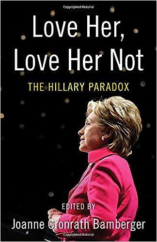 Hillary Clinton Paradox  Hillary Clinton likability  Hillary Clinton likable Daily Nation