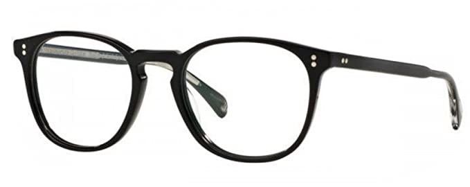 7f51393b56 Image Unavailable. Image not available for. Color  New Oliver Peoples OV  5298 U 1492 Finley Esq Black Eyeglasses