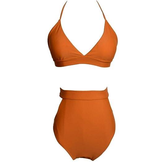 Natacion Bikini Impresionante espalda abierta Sexy traje de ...