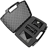 CASEMATIX NVIDIA SHIELD TV Streaming Media Player Case - Travel Case To Carry NVIDIA Shield Media Player , Remote Control , Gaming Remote , Power Adapter and HDMI Cable