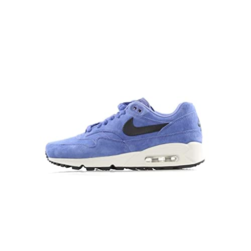 timeless design 16426 74f4a NIKE Men s Air Max 90 1 Fitness Shoes, Multicolour (Purple Basalt Anthracite Summit  White 500), 9 UK  Amazon.co.uk  Shoes   Bags