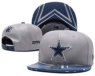 Adult Men's Dallas Cowboys Snapback Cap Adjustable Hat