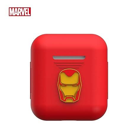 Amazon.com: Marvel Avengers Endgame AirPods - Funda ...