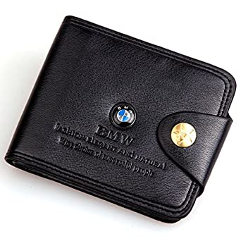 21704fc1eaaa Image Unavailable. Image not available for. Color  Men s purse with logo BMW  ...