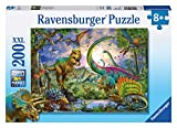 Ravensburger Realm of The Giants 200 Piece Jigsaw Puzzle for Kids - Every Piece is Unique, Pieces Fit Together Perfectly