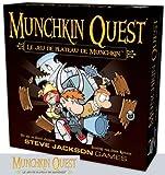 Munchkin Quest Jeux de plateau vf