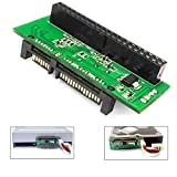 IDE Female To SATA 7+15Pin 22-Pin Male adapter PATA TO SATA Card