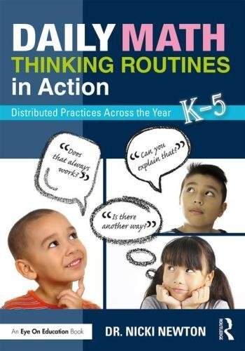 Daily Math Thinking Routines in Action: Distributed Practices Across the Year