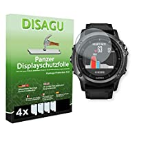 4 x DISAGU Armor screen protector for Garmin fenix 3 HR screen fracture protection film