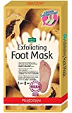 Purederm Exfoliating Foot Mask - Peels Away Calluses and Dead Skin in 2 Weeks!
